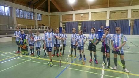 Alkukauden ilman tappioita pelanneet SC Urbansin 07-juniorit jatkavat kauttaan Eliittisarjassa.