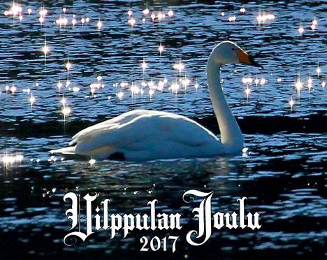 Vilppulan Joulu 2017 ilmestyy. Vilppulan oma joululehti on ilmestynyt vuodesta 1963 lähtien. Lehden kansikuvan (tässä osa kuvasta) on ottanut vilppulalainen Reijo Lehtonen.