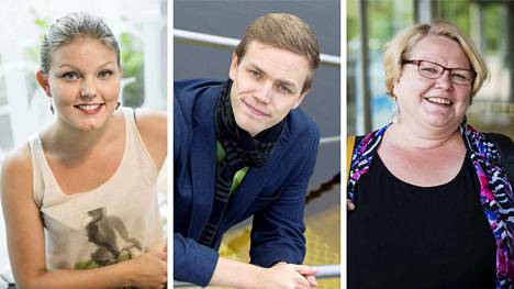 Vihreiden Olga Haapa-aho ja Jaakko Mustakallio sekä vasemmistoliiton Sinikka Torkkola pitäisivät Kotilinnasäätiön sanktion 1,8 miljoonassa eurossa.