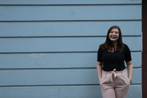 Sofia Julin innostui politiikasta ja vaikuttamisesta jo 13-vuotiaana.