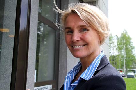 Annaliisa Lehtinen valittiin Jämsän hallintojohtajaksi keväällä 2015. Hän on jättänyt irtisanoutumisilmoituksen. Kaupunginhallitus käsittelee asiaa maanantaina.