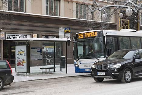 Linja 25 Tampere