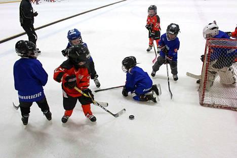 Patajunnuturnauksia järjestetään eri puolilla lähiseutua. Ensi lauantaina juniorit pelaavat Harjavallassa.