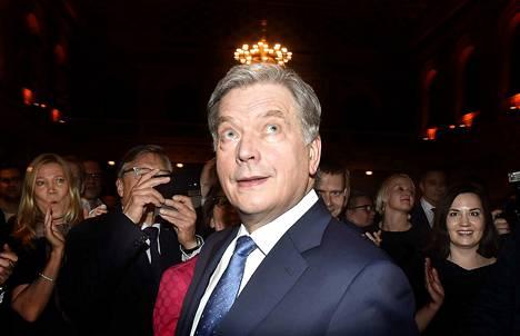 Tasavallan presidentti Sauli Niinistön toisen kauden virkaanastujaisia vietetään tänään torstaina Helsingissä.