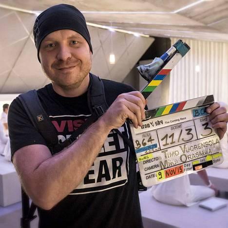 Mänttäläissyntyinen Tomi Tuuliranta on mukana neljän elokuvan tuotannossa, joista kaksi on Iron Sky-jatko-osia.