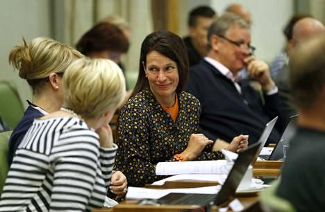 Sosiaalidemokraattinen valtuustoryhmä päätti äänestää tuulivoimakaavan puolesta.  Ryhmän puheenjohtaja Arja Laulainen kertoi päätöksestä myöhään torstai-iltana. Kaavasta päätetään  helmikuun lopun valtuustossa.