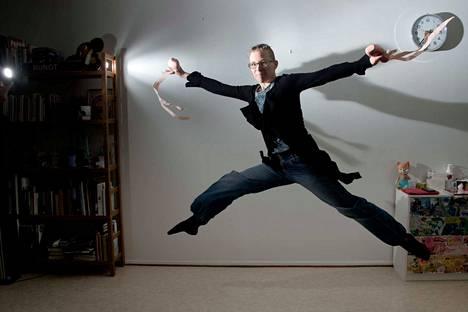 Raisa Jäntti näkee yhä unia baletista ja lentämisestä.