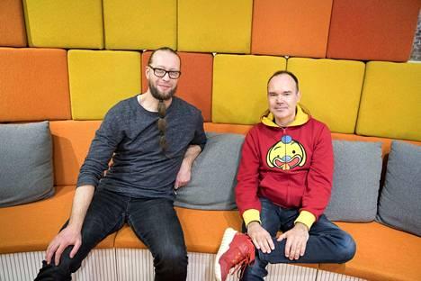 Harri Ketamon ja Peter Vesterbackan joukkueen kehittämä tekoäly voitti vuonna 2017 Sitran Ratkaisu 100 -kilpailun.