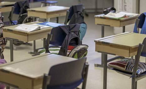 Kansallinen koulutuksen arviointikeskus arvioi vuosina 2016 ja 2017 työrauhaa ja turvallisuutta perusopetuksessa ja lukiokoulutuksessa.