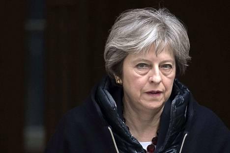 Pääministeri Theresa Mayn mukaan on selvää, että Venäjä oli ex-kaksoisagentti Sergei Skripalin myrkyttämisen takana.
