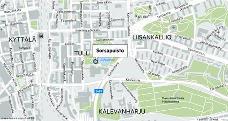 Tampereen Pelastuslaitos