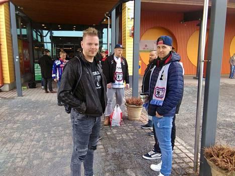 Kun puhutaan KeuPa HT:stä, pitää löytyä aina yksi Rautakorpi. KeuPa HT:n takavuosien keskushyökkääjä Toni Rautakorpi hyppäsi kyytiin Tampereelta yhdessä KeuPan jalkapalloikonin Pasi Ikosen kanssa. Kohti Turkua.