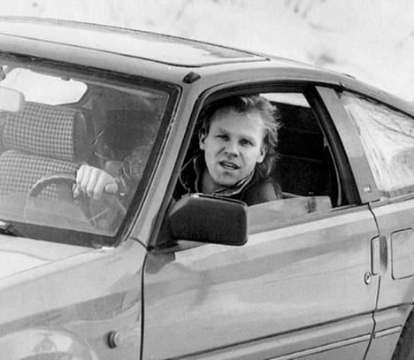 Autot ovat aina kiinnostaneet vauhdikasta Jussi Parviaista.