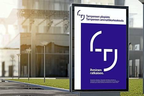 Visuaalisen ilmeen ja tunnuksen teki brändi- ja identiteettitoimisto Porkka & Kuutsa Oy.