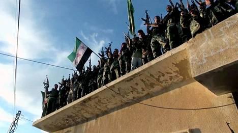 Syyrian sota on jatkunut jo vuosikausia. Vapaan armeijan miehet alkavat olla voimattomia al-Assadin hallinnon edessä.