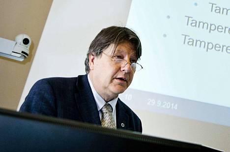 Pirkanmaan sairaanhoitopiirin johtajaylilääkäri Kari-Matti Hiltunen sanoo, että virhe on hyvin poikkeuksellinen.