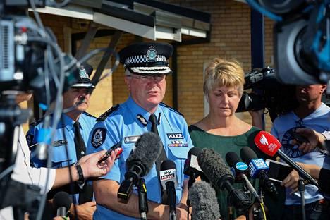 Poliisi ei etsi ulkopuolista tekijää.