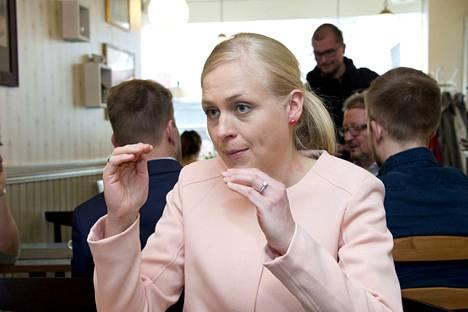 Elina Lepomäki Twitter