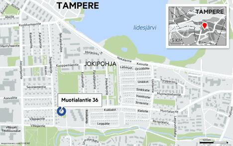 Tampereen kaupunginhallitus päätti hyväksyä sovintoesityksen kaupungin ja Kotilinnasäätiön välisessä kiistassa maanvuokrasopimuksen siirrosta. Kiistelty tontti sijaitsee Muotialantie 36:ssa Tampereella.