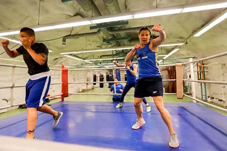 Tuoreet Euroopan mestarit Elina Gustafsson ja Mira Potkonen ovat Suomen mitalitoivoja vuoden 2020 olympialaisissa, jos nyrkkeily säilyttää asemansa olympialajina.