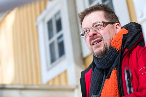 Kankaanpään kaupunginarkkitehti Ilmari Mattilalla oli oma yritys jo silloin, kun hänet aikoinaan palkattiin Kankaanpään kaupungin palvelukseen. Arkistokuva viime keväältä.