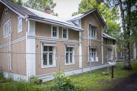 Syksyllä 2019 Tampereen uusi yliopisto muuttaa Jukolan rakennukseen.