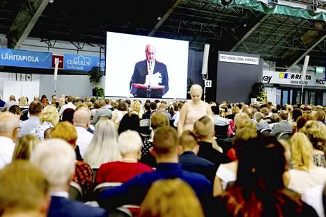 Jehovan Todistajien Konventti 2021