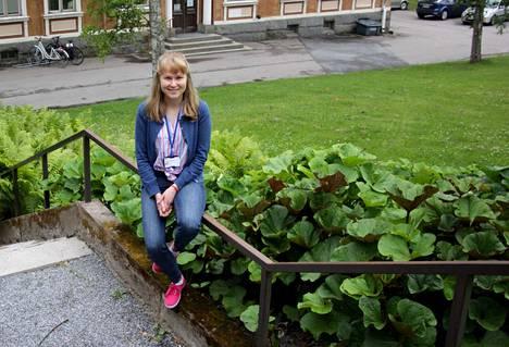 Laillistettu ravitsemusterapeutti ja terveystieteiden maisteri Hilla Martikainen aloitti ravitsemusterapeutin tehtävässä Nokian kaupungilla toukokuussa.