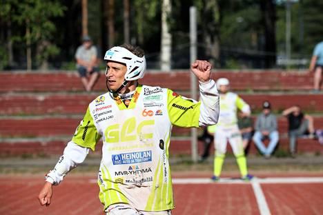 Kankaanpään Mailan yksi ulkopelin kapellimestareista, Jouni Itävalo pelasi jälleen perusvarman iltapuhteen. Kahden pisteen voitto vankisti KaMan asemia tiukassa keskikastissa.