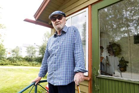 Jukka Virtanen täyttää 85 vuotta keskiviikkona.