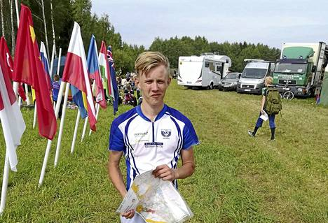 Kuun alussa Kainuun Rastiviikon voittanut Keuruun Kisailijoiden Samuli Peltola voitti nyt ylivoimaisesti Seinäjoen-Lapuan alueella suunnistetun Fin-5 -rastiviikon.