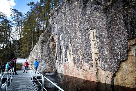Vuosi sitten avattu Hossa on Suomen 40. kansallispuisto.