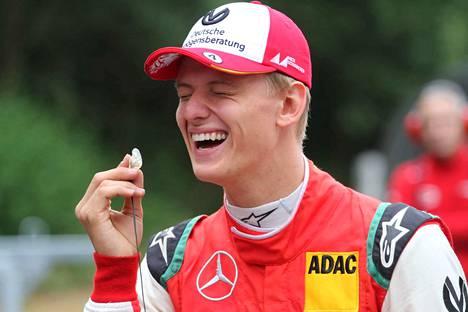 Mick Schumacher totesi, että Spa on hyvä kisapaikka Schumacherin perheelle.