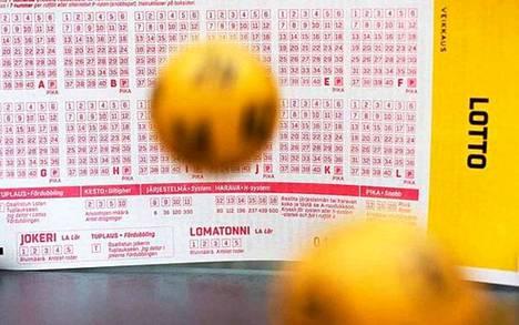 Jämsään osui muhkea lottovoitto lauantaina.