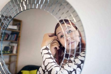 Anniina Ala-Soinin oireita tutkittiin jo lapsuudessa, mutta ne tunnistettiin hahmotushäiriöksi vasta, kun hän oli yli 20-vuotias.