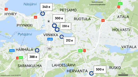 Tampere Airbnb