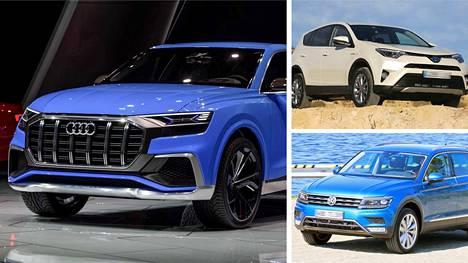 Uusia autoja rekisteröitiin elokuussa enemmän kuin kertaakaan aiemmin kyseisen kuukauden aikana 2000-luvulla.