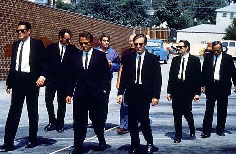 Reservoir Dogs on kovaotteinen gangsteridraama konnakoplan välienselvittelystä epäonnistuneen keikan jälkeen.