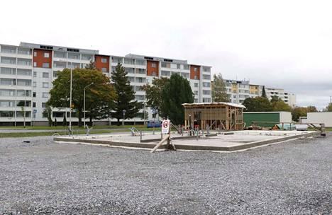 Uusi Subway rakennetaan Koivulantien ja Ulvilantien risteyksen tuntumaan. Kyseessä on Porin kuudes Subway-ravintola.