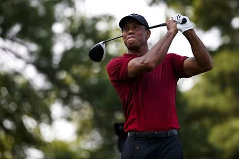 Tiger Woods pelaa seuraavaksi Ranskassa Ryder Cupissa.