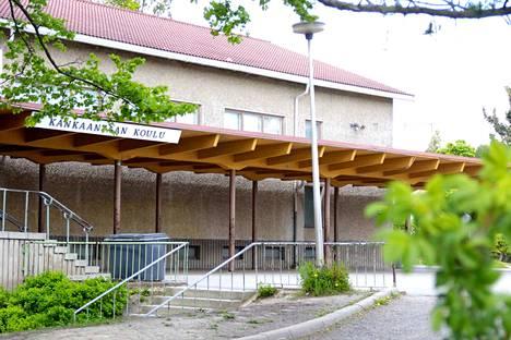 Kaupunki selvittää, voisiko Kankaantaan koulun ja Nokianvirran koulun muodostaman yhtenäiskoulun sijoittaa Penttilänpuiston sijasta Nokian lukion tontille.