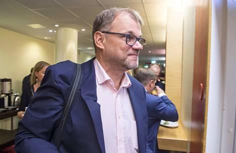 Pääministeri Juha Sipilä (kesk.) ei ollut muutamassa tunnissa vastannut Rihannan kritiikkiin.