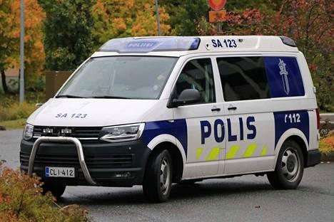 Poliisi valvoi tehostetusti raskasta liikennettä koko maassa maanantaista sunnuntaihin 15.- 21. lokakuuta.