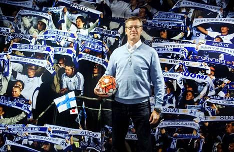 Markku Kanerva on toiminut Suomen päävalmentajana joulukuusta 2016.