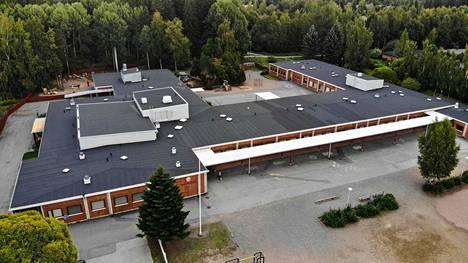 Kaakkois-Tampereella Annalan koulu puretaan ja alueet osoitetaan peintaloasumiseen ja palveluille.