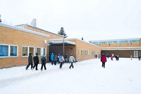 Etelä-Hervantaan aiotaan toteuttaa 24 miljoonalla eurolla uusi koulu ja päiväkoti.