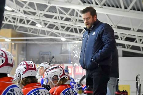 KeuPa HT:n luotsi Niko Härkönen kertoi, että peliin tavoiteltiin hyvää alkua ja se myös toteutui.