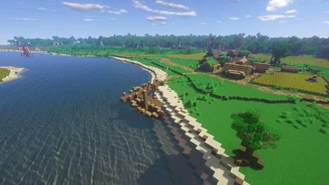 Tuleva Minecraft -seikkailu sijoittuu Kokemäenjokilaaksoon. Kohteina ovat muun muassa Teljän kylä ja Linnaluoto.