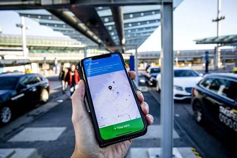 Yhä useampi taksi tilataan nykyisin mobiilisovelluksella. Alkuun ajatuksena oli helpottaa taksin käyttäjien elämää yhden valtakunnallisen tilauspalvelun avulla.