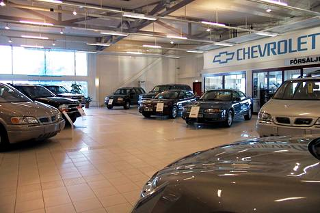 Myös Ruotsissa tuetaan vähäpäästöisten autojen hankintaa.